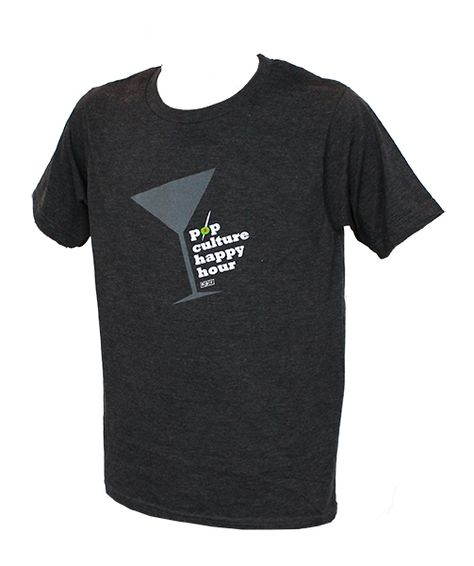Pop Culture Happy Hour T-Shirt : NPR Shop