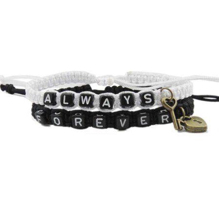 Bracelets For Boyfriend, Bff Bracelets, Best Friend Bracelets, Best Friend Jewelry, Braided Bracelets, Boyfriend Gifts, Boyfriend Girlfriend, Macrame Bracelets, Bangles