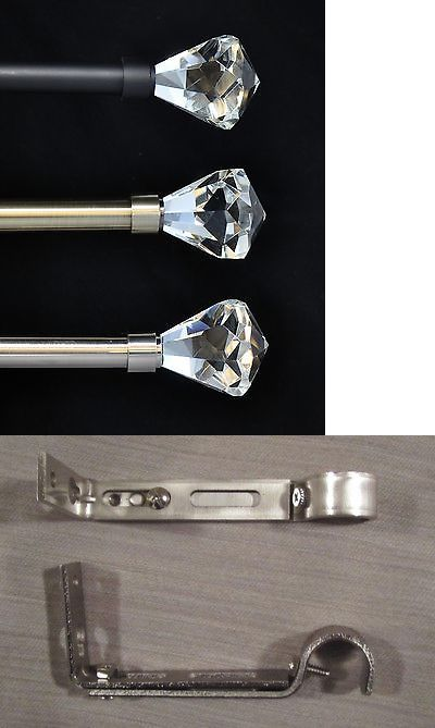 Pin On Curtain Rods And Finials 103459