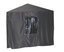 Protect Your 10x12 Steel Roof Gazebo From The Elements With This 10x12 Winter Cover Designed For Sku 290 3170 Gazebo Windows And Doors Design