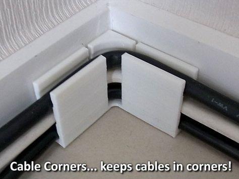 Range Cable Imprime En 3d 3d Prints 3d Drucker 3d Drucker Projekte