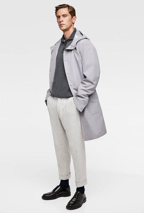 The Essential Winter Jackets For Men White Clothing Outerwear Fashion Shoulder Gentleman Male Standing Blaze Winter Jacket Men Grey Parka Mens Jackets