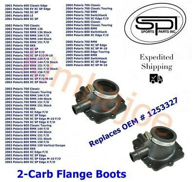 Exhaust Gasket 2001 Polaris 800 RMK SP 151 Snowmobile