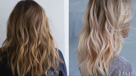 "Photo of ""Ghost Layers"" Is the New Haircut You Need to Know About"