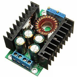1-30V,12A CV//CC Inverter Step-Down//Buck DC-DC-Wandler-Modul Schaltregler