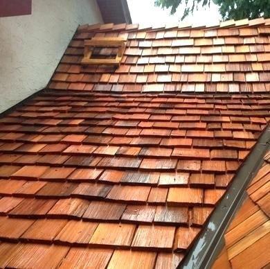 Cedar Shake Siding Panels Lowes Faux Vinyl Cedar Roof Cedar Shingle Roof Modern Roofing