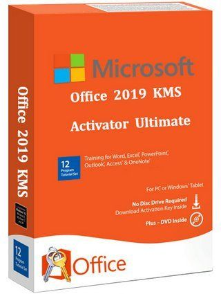 KMS Activator Ultimate Crack With Serial 2019 for Windows 10
