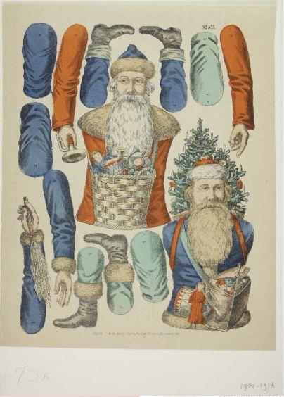 Vintage Printables: Christmas on Pinterest | Vintage ...