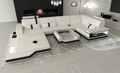 Led Furniture Leather Sectional Sofas Sofadreams Page 7