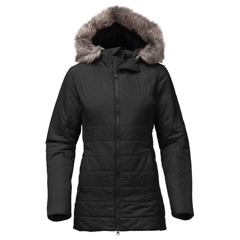 b0245decd The North Face Nitchie Insulated Parka Womens TNF Black M