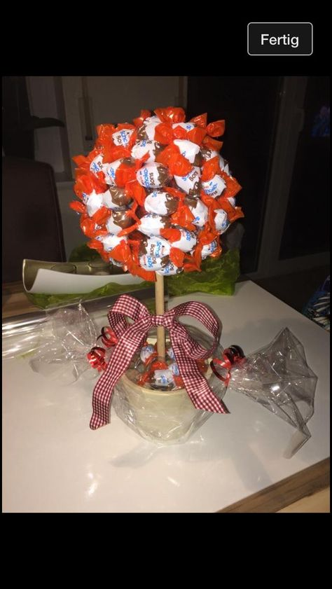 Bouquet of chocolate beans- Blumenstock Schokobons  Bouquet of chocolate beans   -#confectioneryart #confectionerychocolate #confectioneryideas #confectionerylogo #confectioneryworkshop