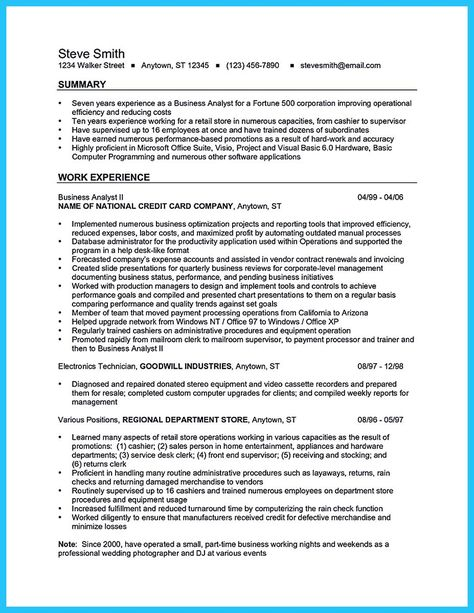 Accounts Payable Analyst Resume  Resume Examples