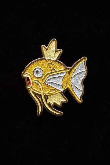 Shiny Magikarp Pin | Brooch, Collection, Jewelry
