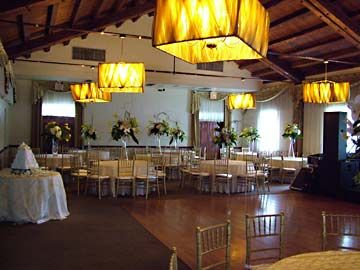 Wedding Reception In Courtyard At Club Of Knights C Gables Fl Pinterest And