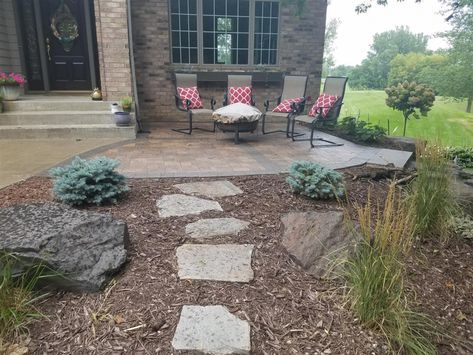 Natural Stone and Paver Patios | NS Landscapes