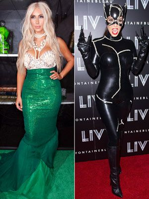 126 Outrageously Awesome Celeb Halloween Costumes | Celebrity ...