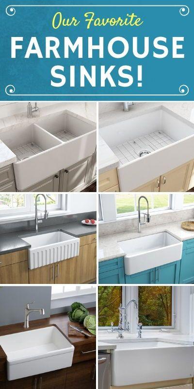 100 Best Farmhouse Sinks And Farm Sink Ideas For 2020 Farm Sink