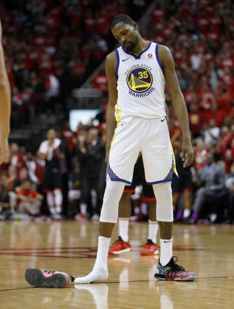 Golden State Warriors' Kevin Durant