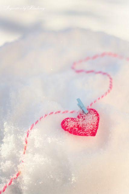 A Great Idea for Valentine's Day Decor!