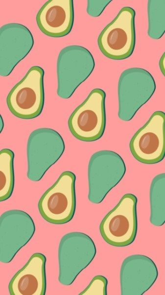Who Doesn T Love Avocado Mobile Wallpaper Fotor Com World Leading Photo Editor And Designer Phone Wallpaper Iphone Background Wallpaper Daisy Wallpaper