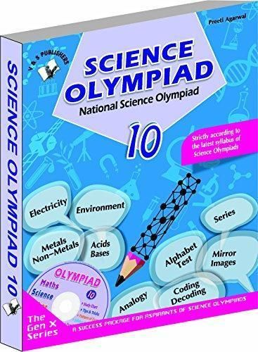 National Science Olympiad - Class 10 with CD: Theories with