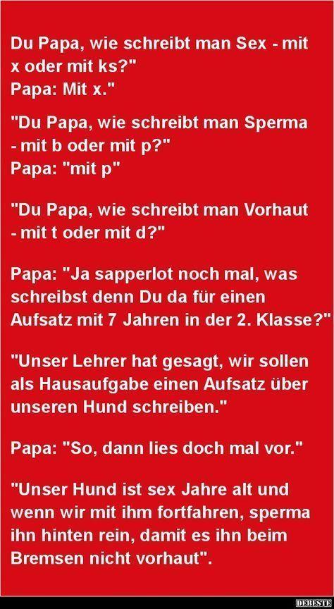 Du Papa, wie schreibt man.. | Lustige Bilder, Sprche, Witze, echt lustig #Bi... - #Bi #Bilder #du #echt #lustig #lustige #man #Papa #schreibt #Sprche #wie #Witze