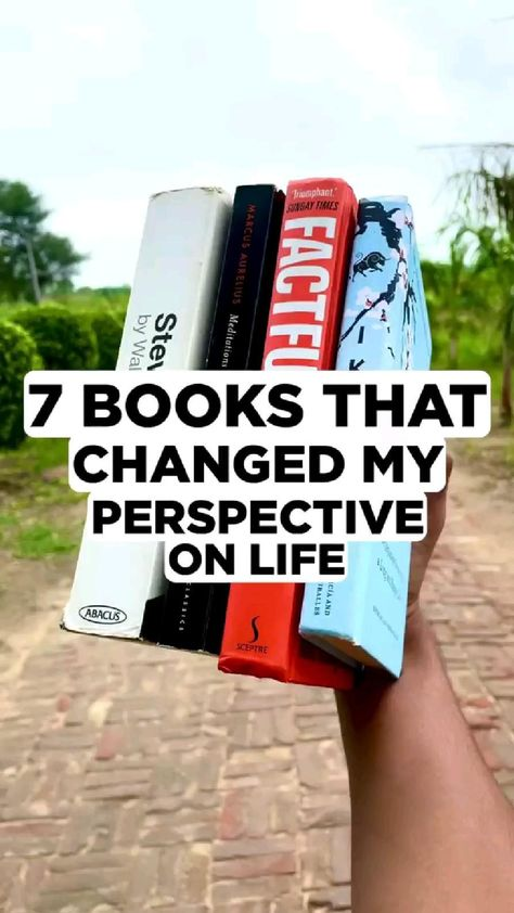 7 Books That changed  Your Life