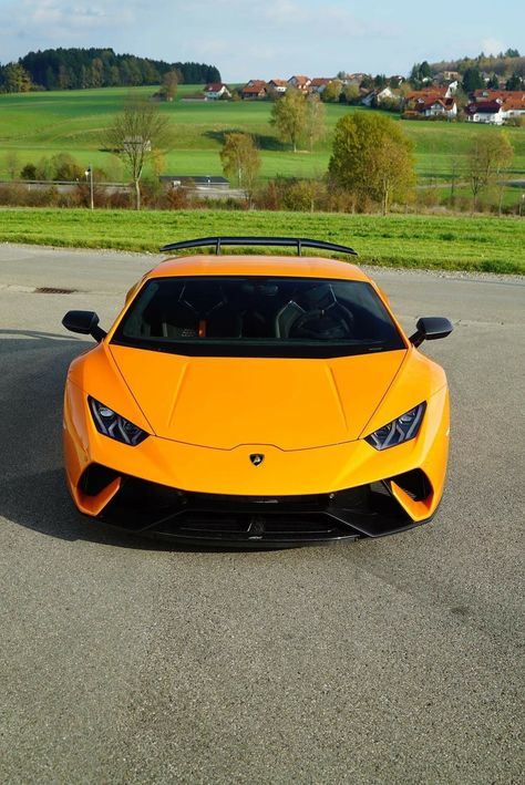 Lamborghini Huracan Performante Wallpaper Iphone