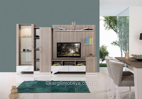 Kargılı mobilya Cross tv ünitesi. Link: http://goo.gl/py5684