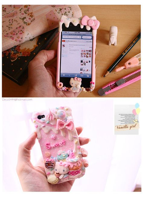 Hello Kitty cell phone case!