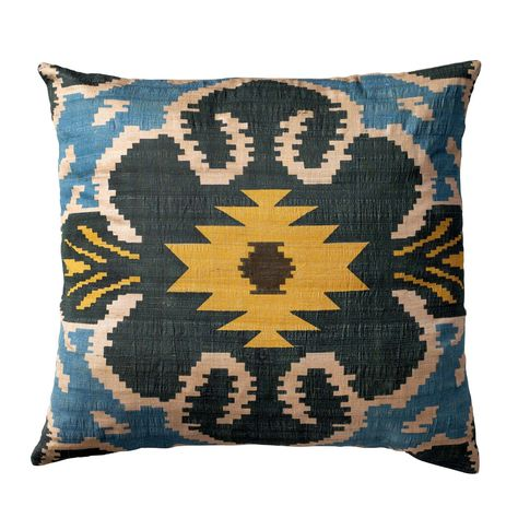 silk cushion from Bloomingville. www.bloomingville.com