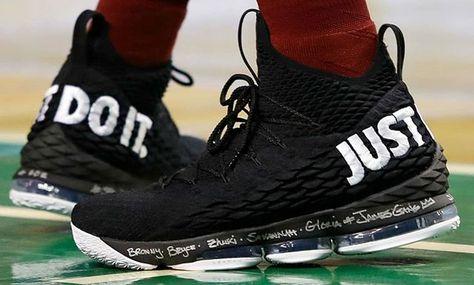 LeBron James 15  Just Do It   stomperkicks  kicks  sneakers  sneakershouts   kickstagram  fashion  shoes  StomperKicks  SK 2033c67385c