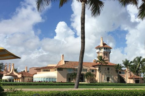 Inside Mar A Lago Trump S Palm Beach Castle And His 30 Year Fight To Win Over The Locals The Trump Organization Palm Beach Trump