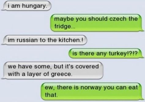 Great text autocorrect message turned into a joke!