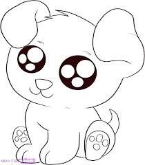 Adorable Baby Animal Coloring Pages Warna