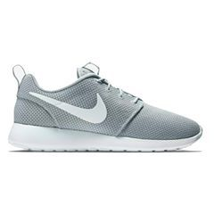 Nike Roshe One Wolf Greyprices Rs2600size 40 To 45colorway Wolf Grey Material Mixed Materials Delivery Type Free Sneakers Men Breathable Shoes Men Roshes