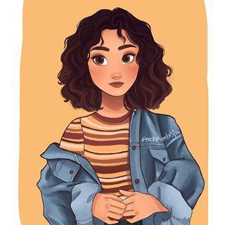 Pin By Nataly Nader On Drawing Cartoon Art Styles Cartoon Girl