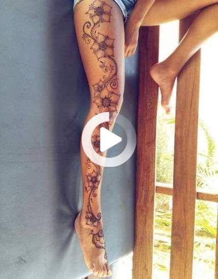 Tattoo mandala sleeve henna arm designs ideas for 2019 - Tattoo mandala arm sleeve henna design ideas for 2019 -