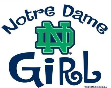 "Thru and Thru!!! Like the Irish?  Be sure to check out and ""LIKE"" my Facebook Page https://www.facebook.com/HereComestheIrish  Please be sure to upload and share any personal pictures of your Notre Dame experience with your fellow Irish fans!"