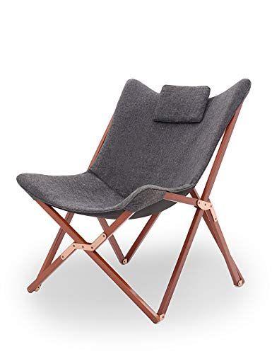 Suhu Chaise Longue Pliable Fauteuil Salon Relax Galette