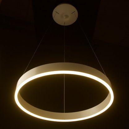 600mm Led Circle Pendant Strip Lighting Led Strip Lighting Strip Lighting Ceiling