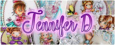 JenniferD's Blog: Twisted Easle Card Jennifer Style!