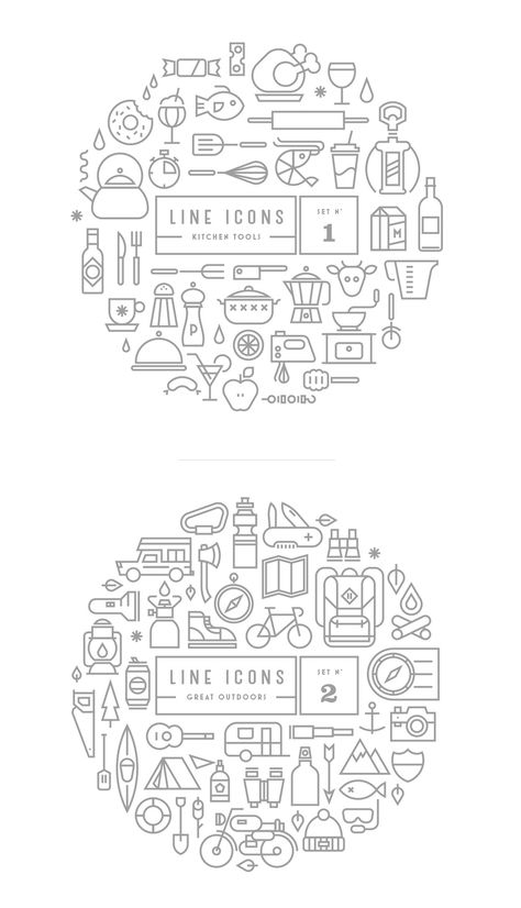 Free icon sets at http://gravual.com/free-icons/ by Sander Legrand