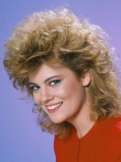 Frisur 80er Jahre Frau Neue Frisuren 80er Frisuren Vintage Frisuren Stil Der 80er