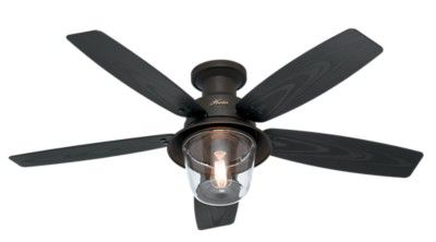 Allegheny Low Profile Outdoor With Light 52 Inch Rustic Ceiling Fan Ceiling Fan Ceiling Fan With Light