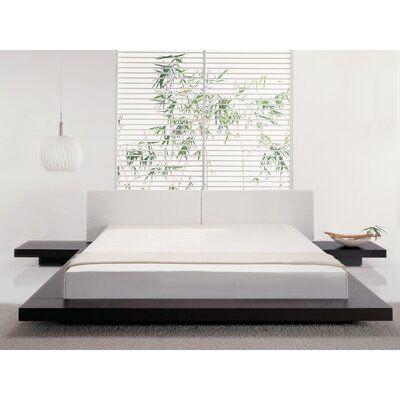 17 Stories 180 X 200cm Futon Bed In 2021 Platform Bed Designs Japanese Style Bedroom Modern Platform Bed