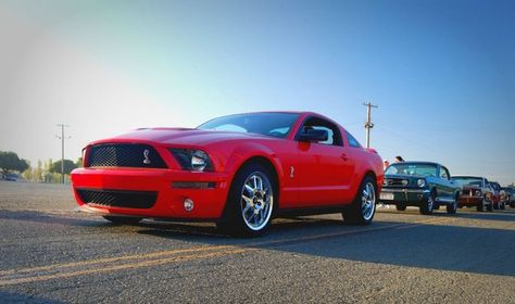 We Re Gonna Need A Mustang Line Up For This Easterroadtrip See More Www Ebay Co Uk Motors Garage Profile 2419116 2007 F 2007 Ford Mustang Dream Cars Mustang