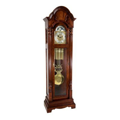 Hermle Black Forest Clocks Brookfield 85 Grandfather Clock Grandfather Clock Clock Forest Clock