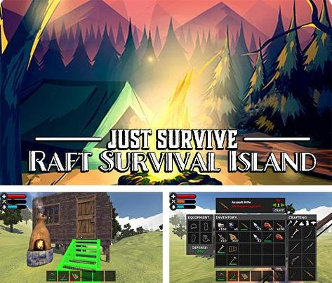 Just survive: Raft survival island simulator Hack is a new