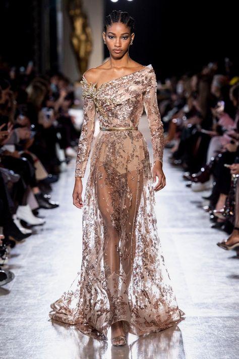 ELIE SAAB Haute Couture Spring Summer 2019